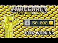 ✔ How To Get Free Minecoins On Minecraft PE!(No Clickbait)(Working 100%)(No Mod)