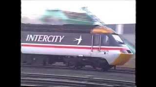 British Rail on the ECML November / December 1989