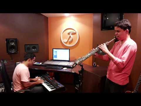 Cada Dia | Amigos Pela Fé - Sax Instrumental