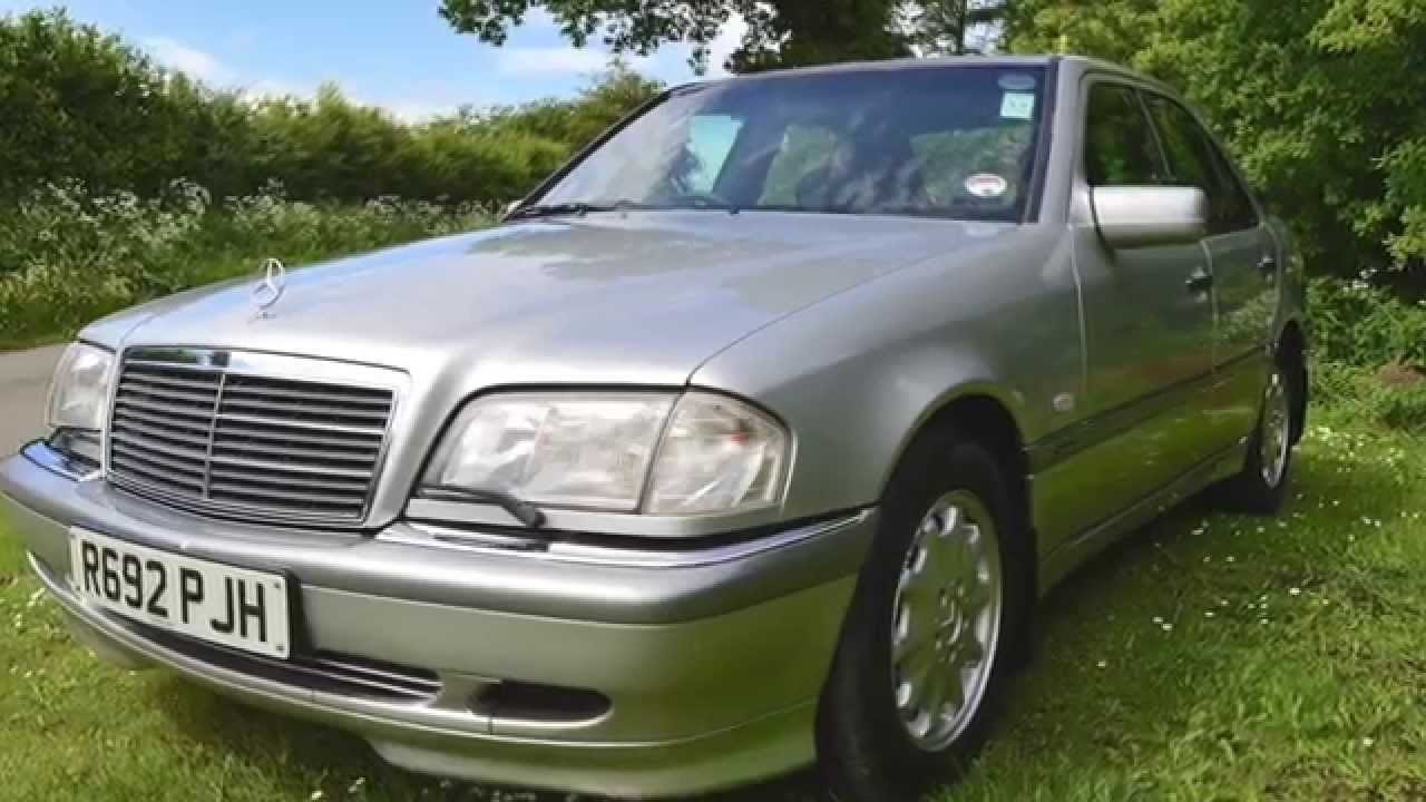 classic mercedes benz c250 turbo diesel for sale with. Black Bedroom Furniture Sets. Home Design Ideas