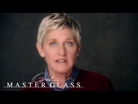 The Heartbreaking Loss That Changed Ellen DeGeneres' Life | Oprah's Master Class | OWN