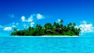 Island of the unwanted people ~ GOUACHE