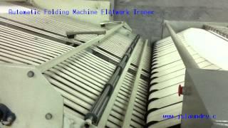 Automatic folding machine 2014