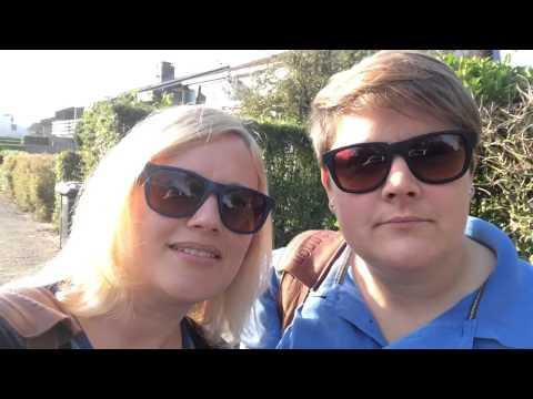Ein Tag mit Katrin & Sandra - Cadzand Bad - VLOG_001