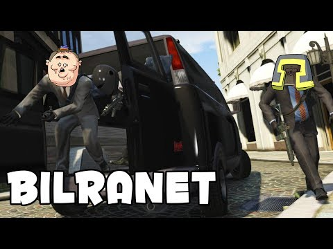 BILRANET - Grand Theft Auto 5 / Norsk GTA