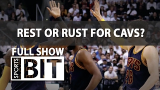 Sports BIT | Cavs-Celtics, Red Sox-Cardinals & NFL Division Odds | Wednesday, May 17