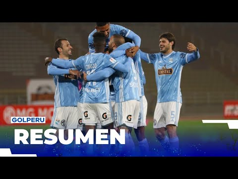 Sporting Cristal Alianza Huanuco Goals And Highlights