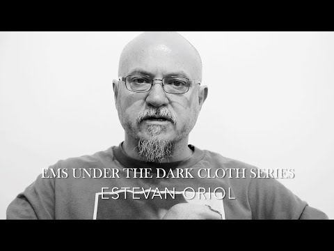 PHOTOGRAPHER ESTEVAN ORIOL : EMS UNDER THE DARK CLOTH SERIES # 12