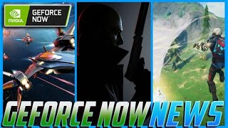 GeForce Now News: Hitman 3 Arrives, Spellbreak Spotlight and Redout Space Assault Coming soon