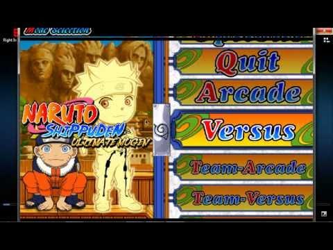 naruto shippuden ultimate ninja storm revolution mugen download apk