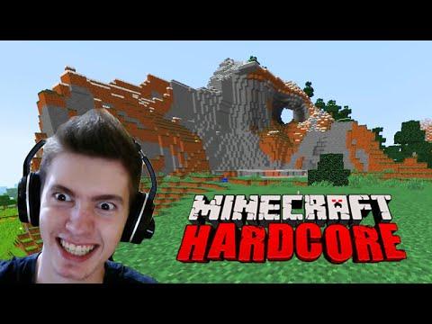 Minecraft HARDCORE: INICIO DA SÉRIE! #01