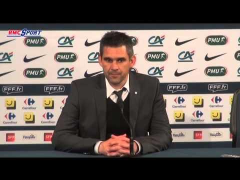 """Coupe de France / Gourvennec : """"Une grande joie pour tout le monde"""" - 03/05"""