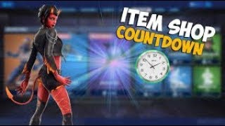 *New*Fortnite New Item Shop Countdown Live! June 21th New Skins(Fortnite)