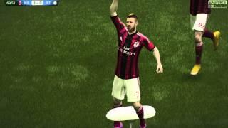 Menez goal inter piccinini Fifa 15