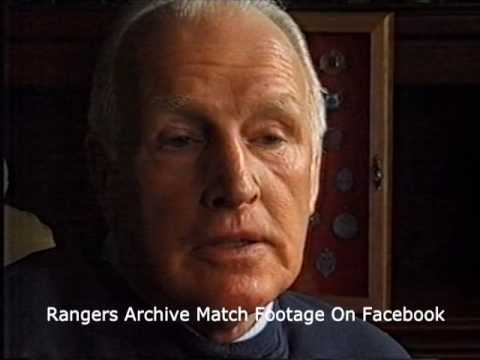 Billy Simpson: Rangers Legend