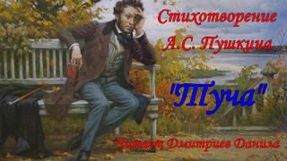 Стихотворение А.С. Пушкина ''Туча''
