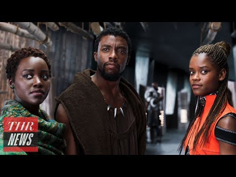 'Black Panther': Early Reactions from the Film Premiere | THR News