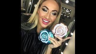 видео Техника создания правильного макияжа для фото на документы
