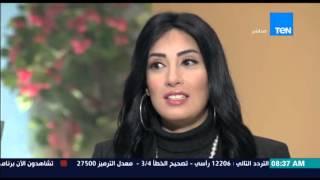 صباح الورد - زينب مهدى تحلل وجه مها بهنسي وإيمان عبد الباقي من خلال علم الفراسة على الهواء