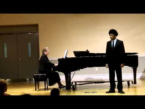"""""""The Vagabond"""" by Vaughan Williams, Settlement Music School's Annual Concert"""