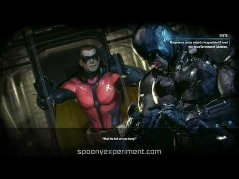 Live Wire - Batman: Arkham Knight