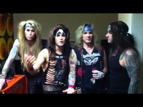 STEEL PANTHER happy new year to Iranians!