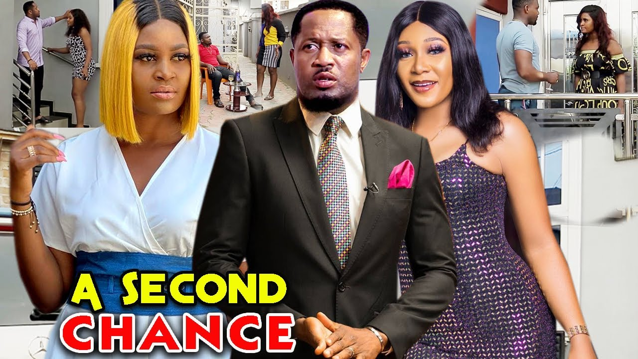 Download A SECOND CHANCE FULL Season 3&4 - NEW MOVIE Chizzy Alichi/Mike Ezuruonye 2021 Latest Nigerian Movie
