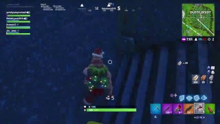 REWARD DAY 12 CHALLENGE Fortnite 14 JOURS DE Noel 12 récompense fuite en direct REAL