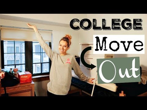 COLLEGE MOVE OUT VLOG! MARIST COLLEGE