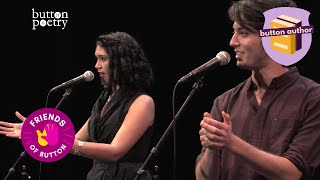 "Sarah Kay & Phil Kaye - ""When Love Arrives"" thumbnail"