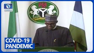 Covid-19: Buhari Addresses Nigerians