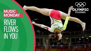 River Flows in You - Pauline Schäfer - Artistic Gymnastics @ Rio 2016 Olympics | Music Monday