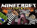 Minecraft Mini-Game : MODDED COPS N ROBBERS! GRAVITY GUN!