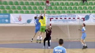 Brazil v Russia (Handball Men