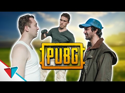 Lobby - PUBG Logic - VLDL ( Player Unknown's Battlegrounds Loading Zone)