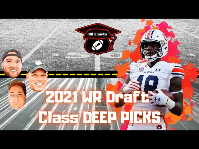 2021 Wide Receiver Draft Class- DEEP Picks
