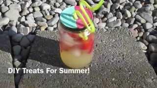 DIY Treats for Summer Thumbnail