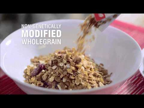 Goodness Superfoods Cereal TV Commercial April 2013