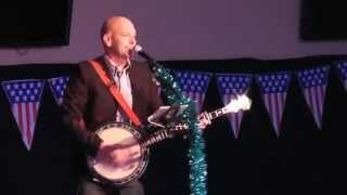 KEVIN BARRY COUNTRY ARTISTE, POTTERS RESORT, DECEMBER 2014,  PT2