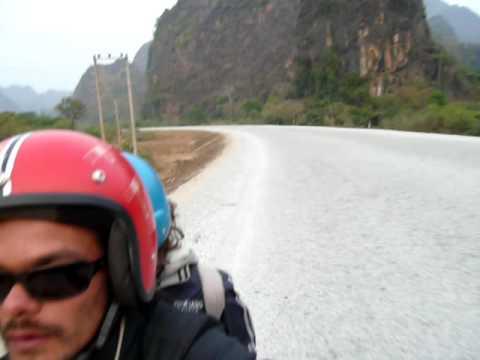 3 Day Moto Bike Loop - Tha Khaek - Laos