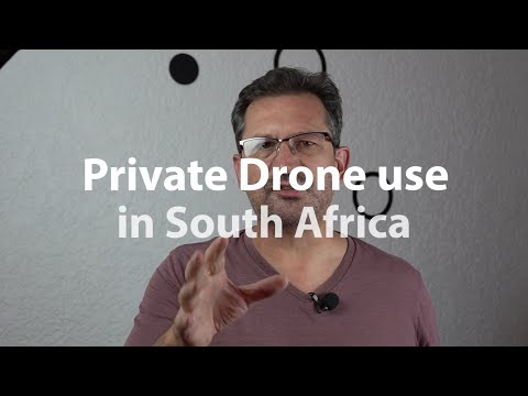 (LAW)Private Drone Use in South Africa
