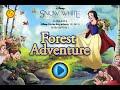 Snow White and the Seven Dwarfs Forest Adventure Disney Junior Games ONLİNE FREE GAMES
