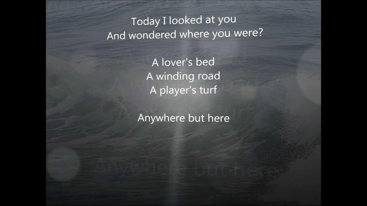 Poem unrequited love