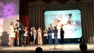 Мамин День на Северо-Востоке 27.11.2015 школа имени Калинникова Москва часть 6