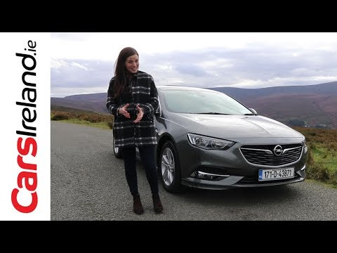 Opel (Vauxhall) Insignia Grand Sport Review   CarsIreland.ie