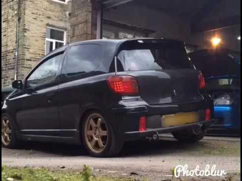 toyota yaris ts trd spesifikasi all new alphard t sport custom exhaust magnaflow youtube