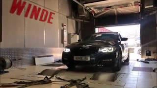 Чип тюнинг BMW G30 530d , плюс активный звук выхлопа от WINDE.RU