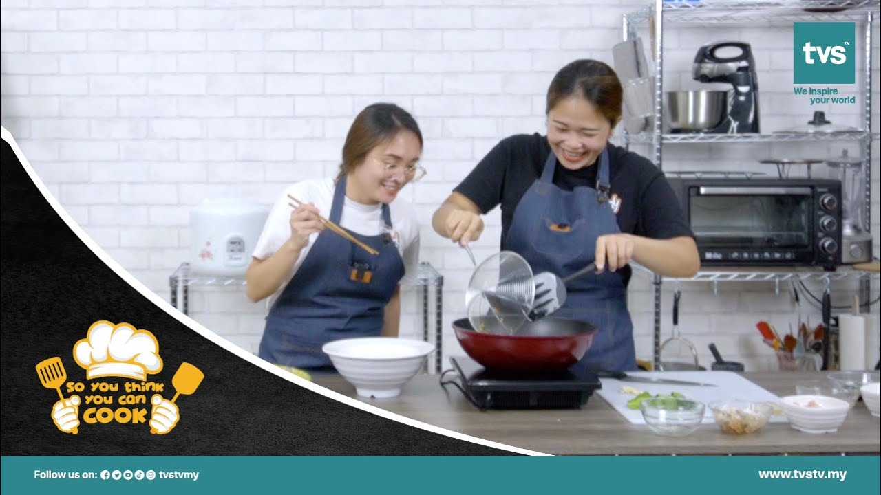 Download So You Think You Can Cook   Episode 5 - Shirly VS Nomi