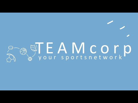 TEAMcorp - your sportsnetwork Erklärvideo