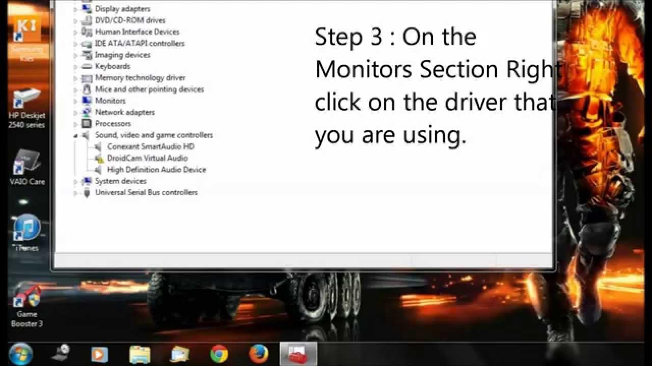 Fixedhow To Fix The Screen Brightness Problem In Windows 7 Youtube I8 Keyboard Mini Wearless Pnp